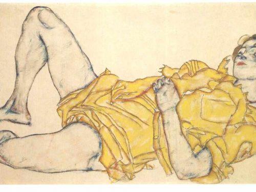 Egon Schiele e gli internati della Salpêtrière
