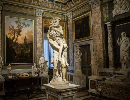Dentro l'opera: Il gruppo scultoreo di Enea, Anchise e Ascanio di Gian Lorenzo Bernini. I volti di un mito