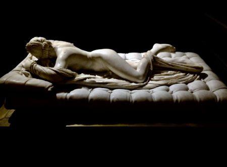 Dentro l'opera: Il materasso di Gian Lorenzo Bernini per l'Ermafrodito dormiente. Un'illusione ottica estremamente realistica