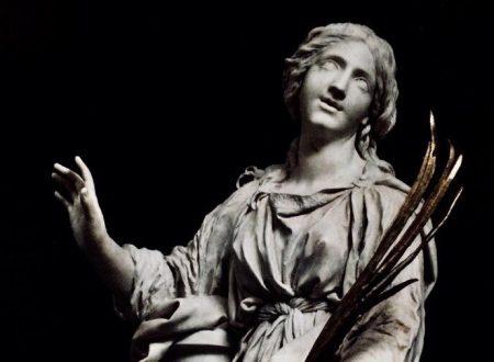 Dentro l'opera: La Santa Bibiana di Gian Lorenzo Bernini. Un esempio di virtuosismo barocco