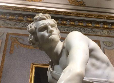 Dentro l'opera: Il David di Gian Lorenzo Bernini. La tensione prima dell'azione imminente