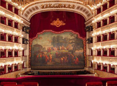 Tesori di Napoli: Il Teatro San Carlo
