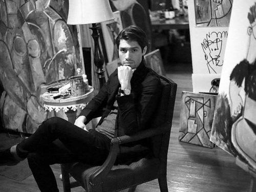Mudgett: L'arte che nasce e muore sulla tela