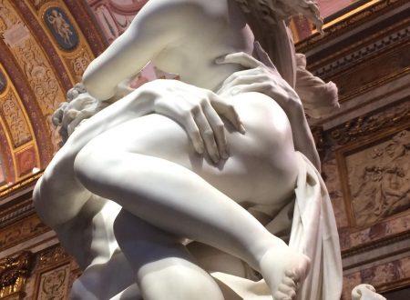 Dentro l'opera: Il ratto di Proserpina di Gian Lorenzo Bernini. Il marmo come pelle morbida