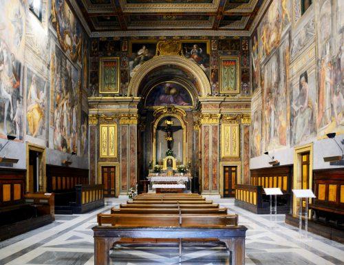 Oratorio del Crocifisso: scrigno di arte manierista nel cuore di Roma
