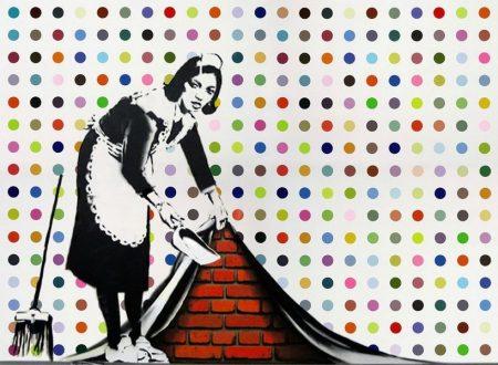 Banksy e la Street art da due milioni di dollari