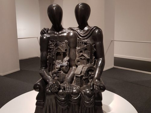 La scultura di Giorgio De Chirico : come i quadri diventano statue