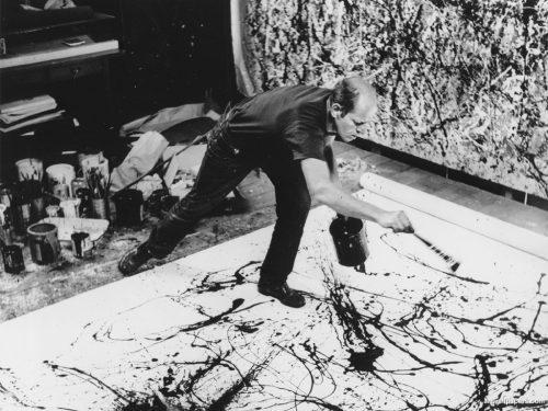 Pollock e l'Action painting: la rappresentazione dell'energia vitale