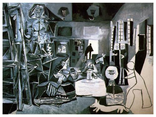 "Picasso e ""Las Meninas"" di Velázquez : artisti a confronto"