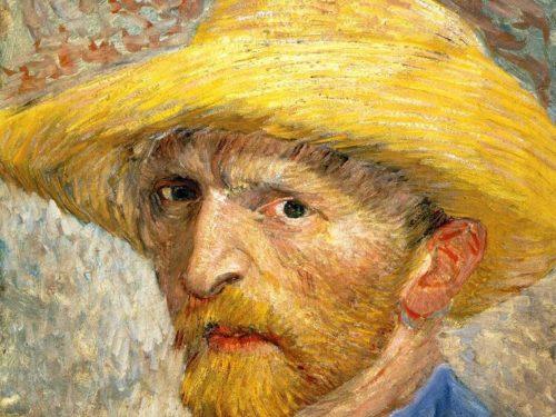 Gli autoritratti di Van Gogh : interiorità e sguardo