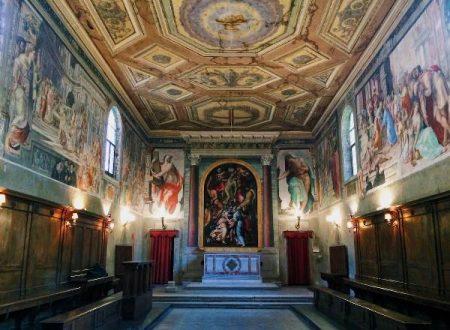 Il Complesso di San Giovanni Decollato a Roma