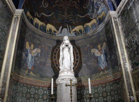 Santa Maria in Cappella a Trastevere (Roma): i bagni di Donna Olimpia