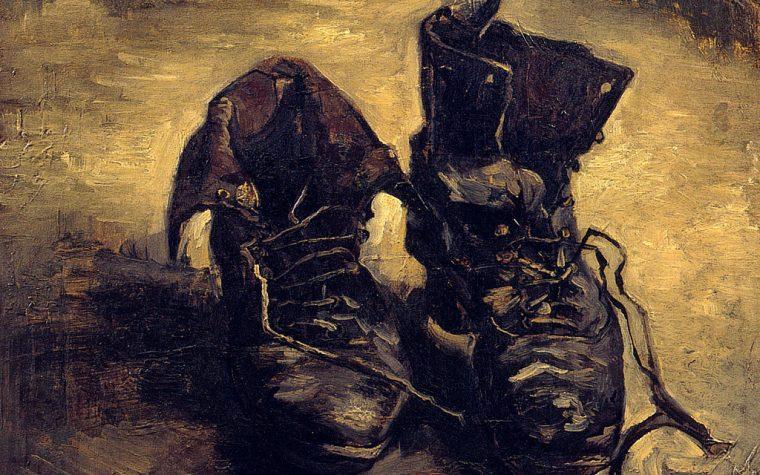 """""""Quelle scarpe vecchie"""": una poesia di Susan Randall dedicata a tutti coloro che hanno strade da percorrere"""