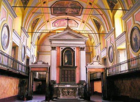 Tesori di Napoli: Il Lazzaretto del complesso di Santa Maria della Pace