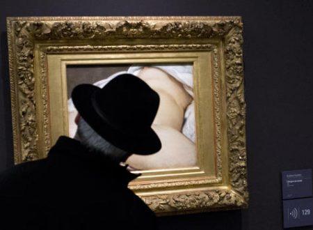 """Dentro l'opera: """"L'Origine du monde"""" di Gustave Courbet"""