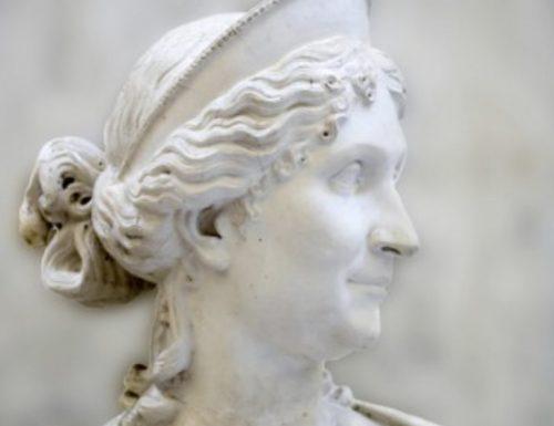 Tesori di Napoli: Il ritratto di Letizia Ramolino Bonaparte di Antonio Canova