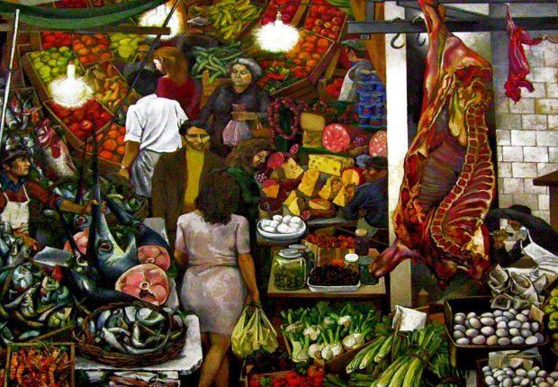Il sapore dell'arte in Sicilia: analisi di due opere di Renato Guttuso