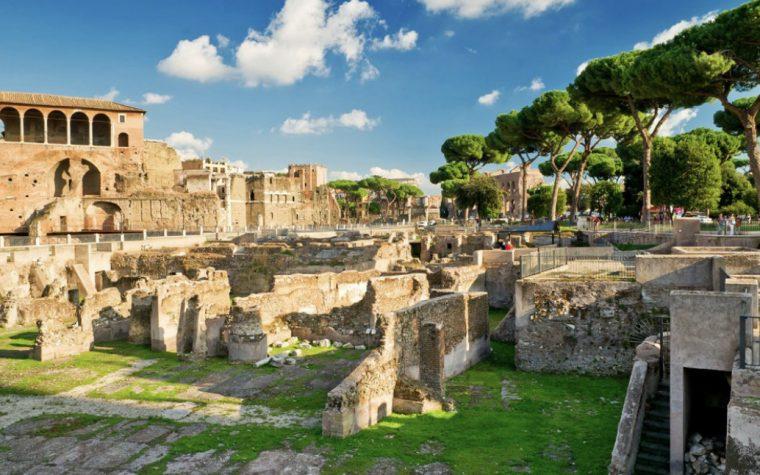 Foro e  Mercati di Traiano: tutta la grandezza di Roma