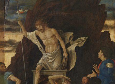 """La """"Resurrezione di Cristo"""" di Andrea Mantegna: un capolavoro ritrovato"""