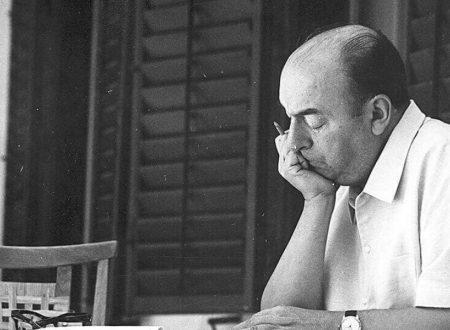 """""""Prenditi tempo"""": la significativa poesia di Pablo Neruda"""
