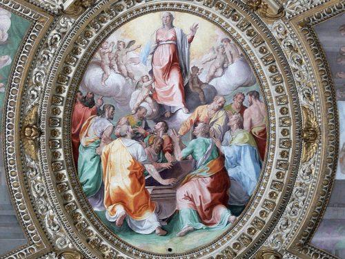 Roma e la Basilica di Santa Maria in Trastevere
