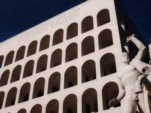 Roma e il moderno: il quartiere dell'Eur