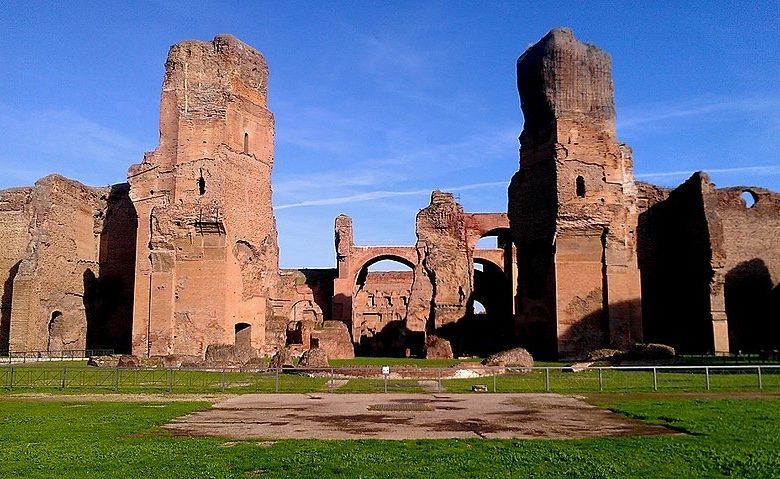 Terme di Caracalla: relax e lusso in epoca romana