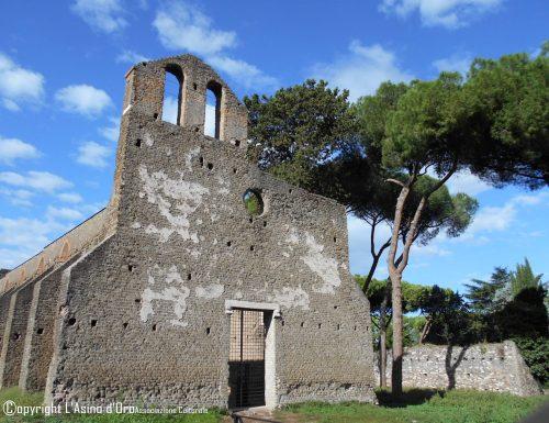 Roma e l'Appia Antica. Il Mausoleo di Cecilia Metella