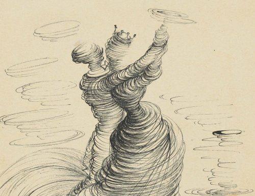 """Dentro l'opera: """"I due ballerini"""" di Salvador Dalí"""