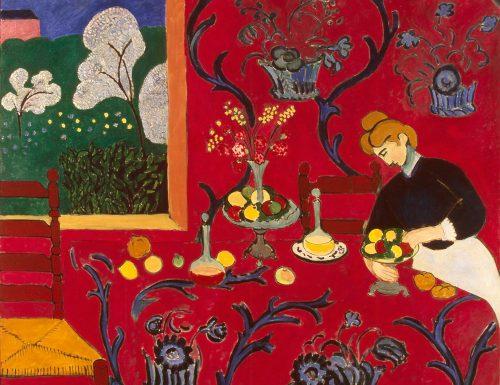 """Perché Henri Matisse ha dipinto una """"Stanza rossa""""? Analisi dell'opera e del suo significato"""